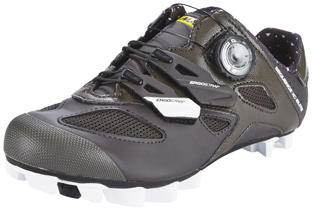 Mavic Chaussures Noires Avec Velcro Pour Les Femmes K4oI0g